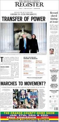 The Orange County Register