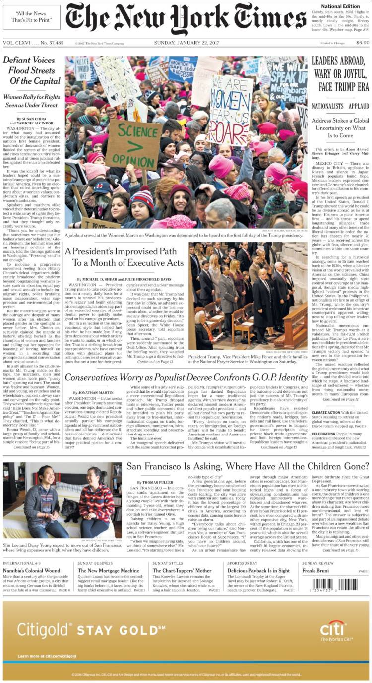 new york times todays paper Find breaking news, multimedia, reviews & opinion on washington, business, sports, movies, travel, books, jobs, education, real estate, cars & more.
