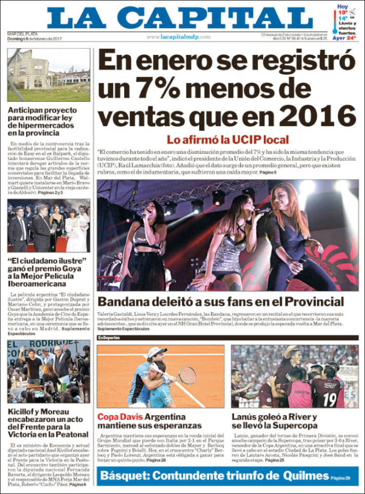 Periodicos de argentina online dating