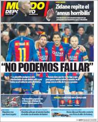 Portada de Mundo Atlético (Espagne)
