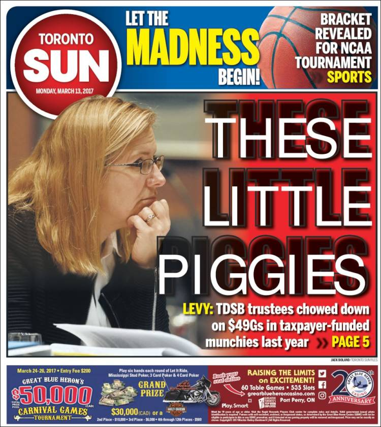 Latest News from Toronto Canada amp World  Toronto Sun