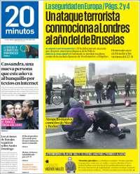 20 Minutos - Madrid