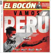 Portada de El Bocón (Perú)