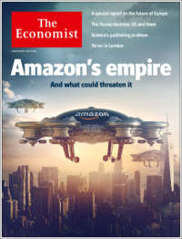 Portada de The Economist (Royaume-Uni)