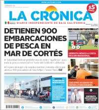 La Crónica de Baja California