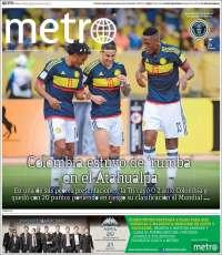 Portada de Metro Ecuador (Équateur)