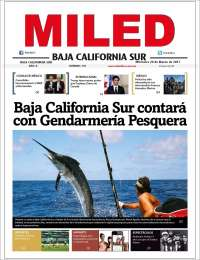 Portada de Miled - Baja California Sur (Mexico)