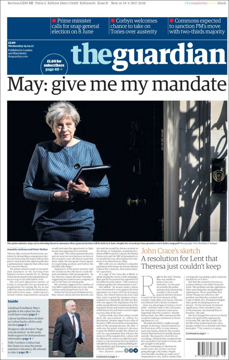 guardian uk newspaper