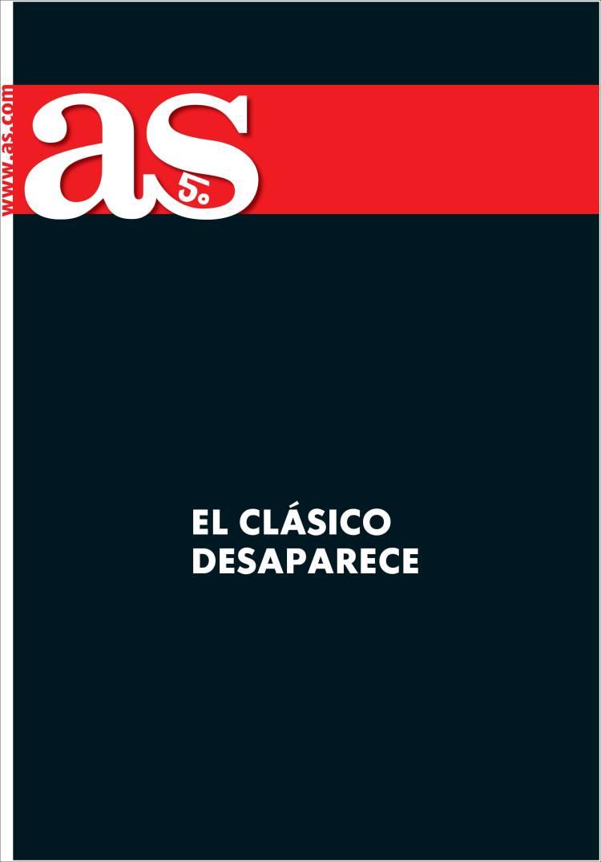 Portada de As (Espagne)