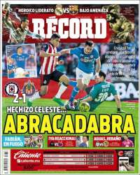 Portada de Record (Mexique)