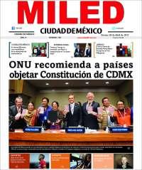 Portada de Miled - Distrito Federal (Mexico)