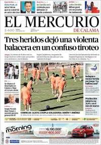 El Mercurio - Calama