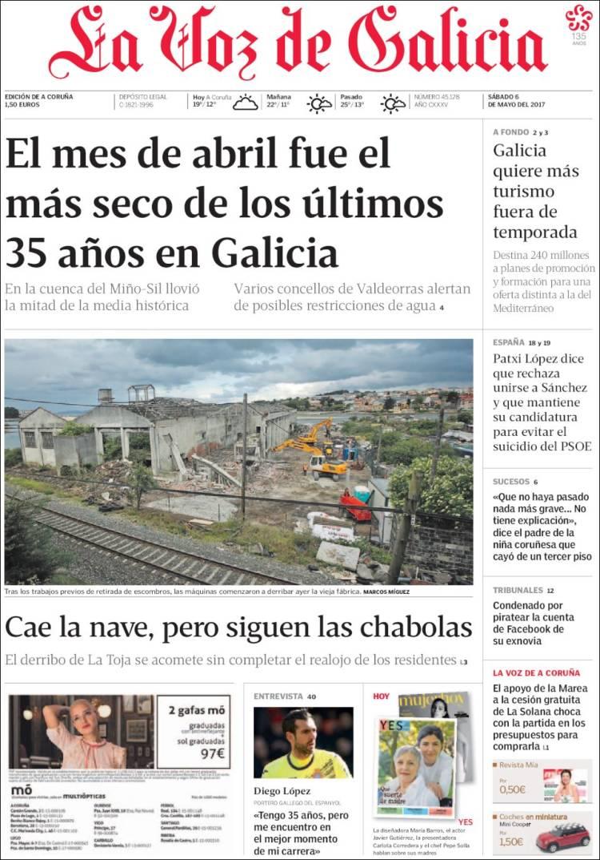 Noticias sobre cajamar la voz de galicia ofertas for Sucursales de galicia