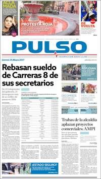 Portada de Pulso (Mexico)
