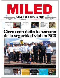 Portada de Miled - Baja California Sur (México)