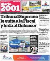 Diario 2001