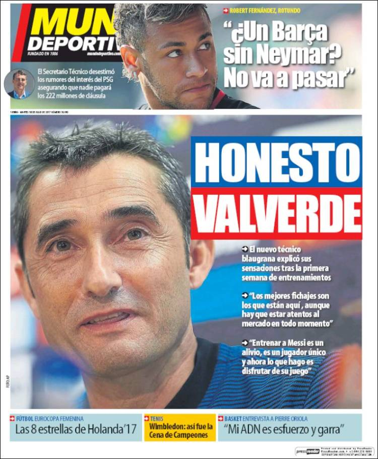 PSG podría pagar la cláusula de Neymar antes del próximo miércoles