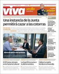 Portada de Viva Sevilla (Spain)