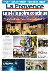 Portada de La Provence (France)