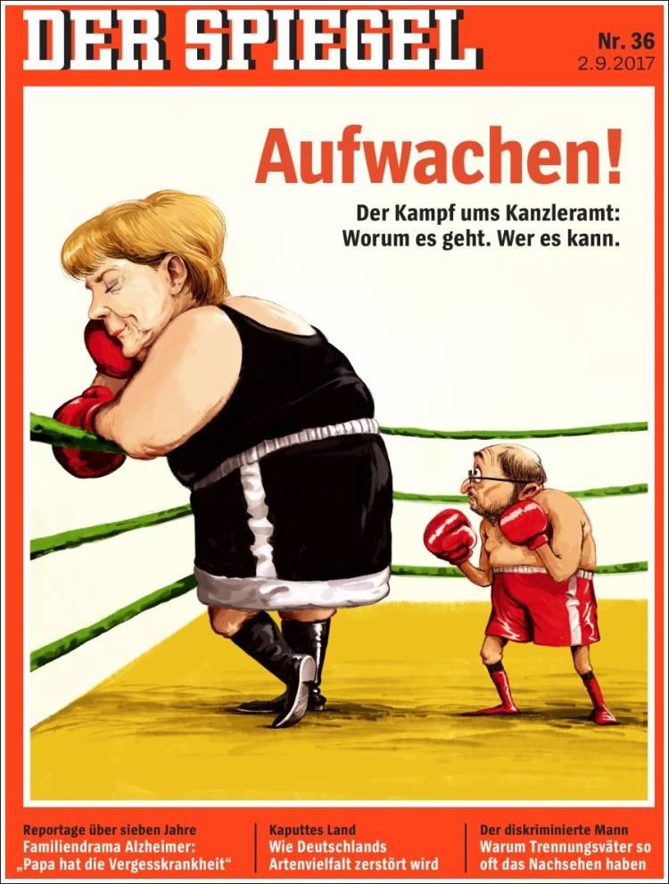 Newspaper Der Spiegel Germany Newspapers In Germany Friday S