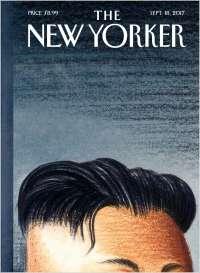 Portada de The New Yorker (États-Unis)