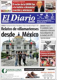 El Diario del centro del país
