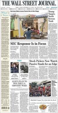 The Wall Street Journal - Europe