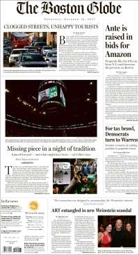 Boston Globe