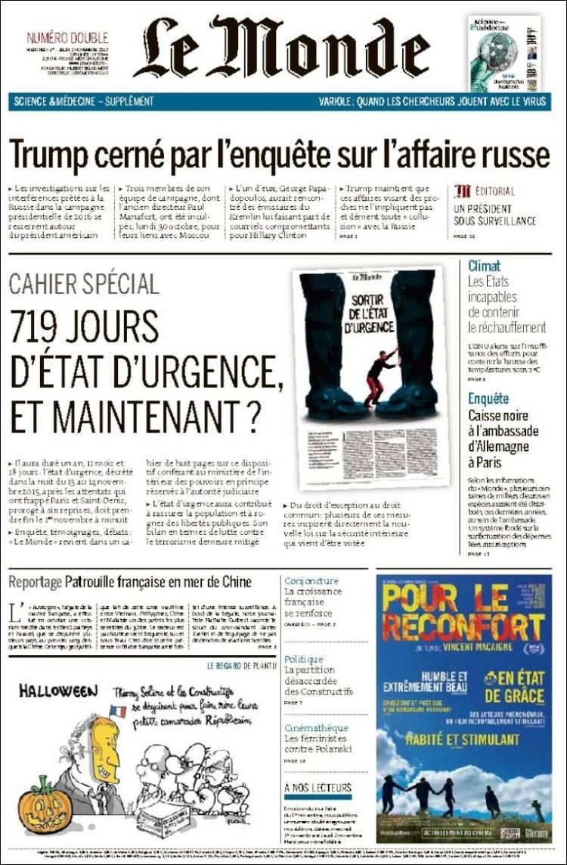 Gazeta La Monde