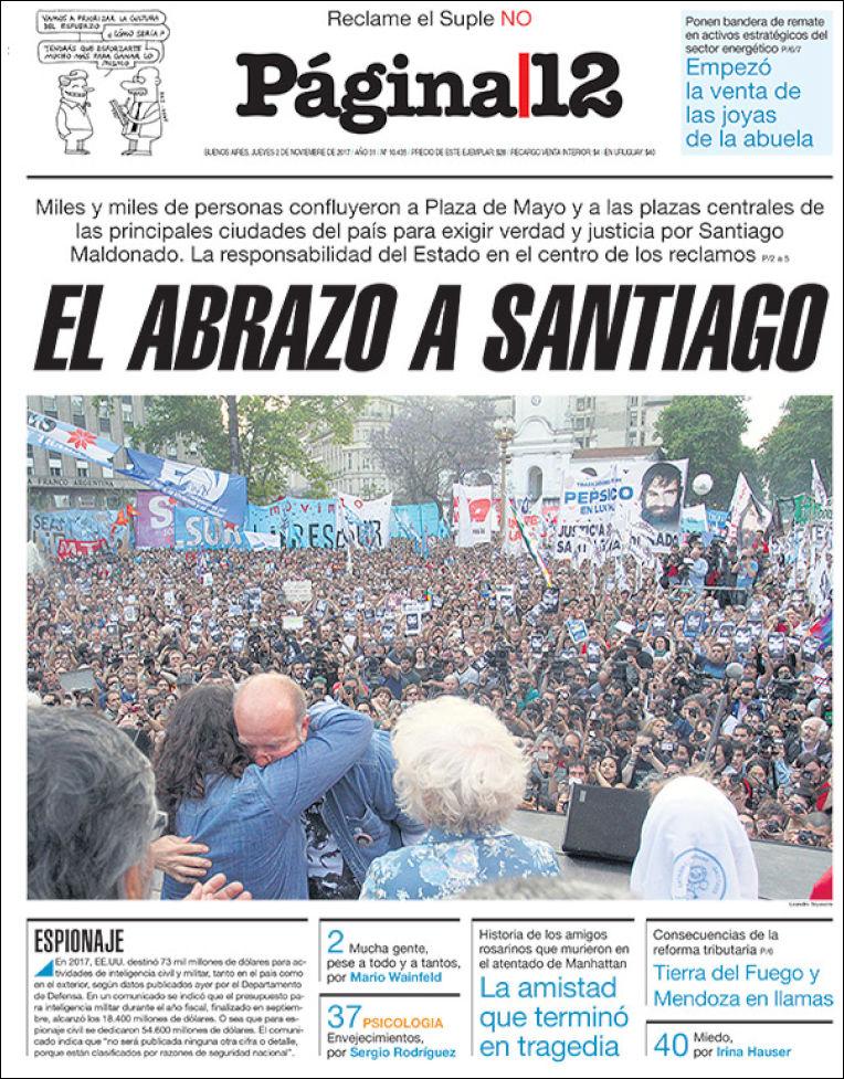 Diario de mendoza argentina el sol online for Paginas de espectaculos argentina