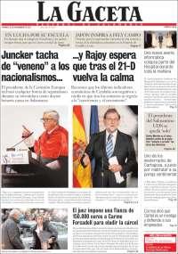 La Gaceta de Salamanca