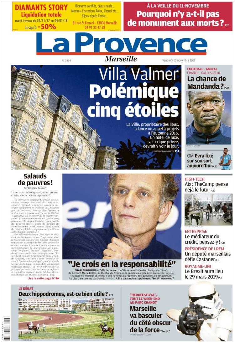 journaux a aix en provence