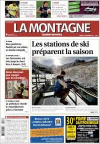 Portada de La Montagne (France)