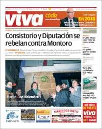 Portada de Viva Cadiz (Spain)