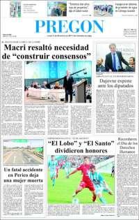 Diario Pregón