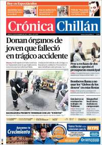 Crónica Chillán