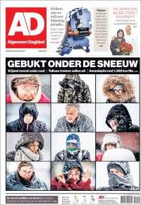Portada de AD (Pays-Bas)