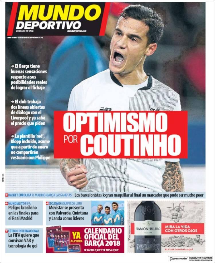 newspaper el mundo deportivo spain newspapers in spain friday s